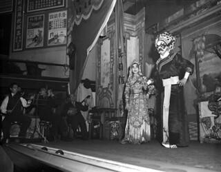 Chinese Theatre, Vancouver, British Columbia / Salle de spectacle du quartier chinois, Vancouver (Colombie-Britannique)