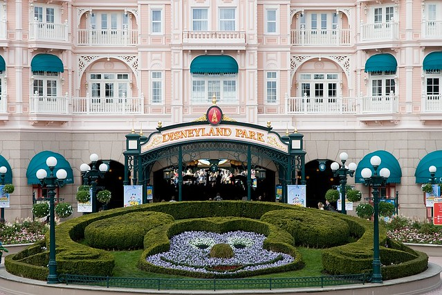 Disneyland-Park-France