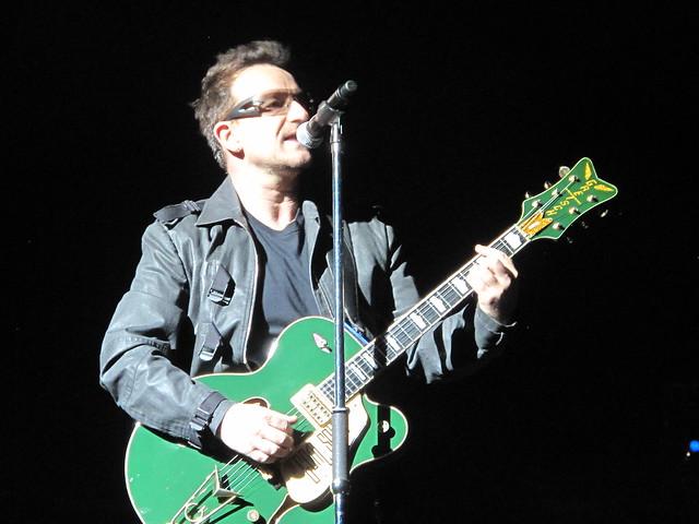 Bono - U2 360 Tour