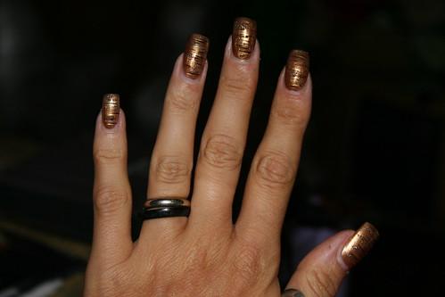 Gallerynailart marzo 2011 for Decorazione e applicazione unghie finte