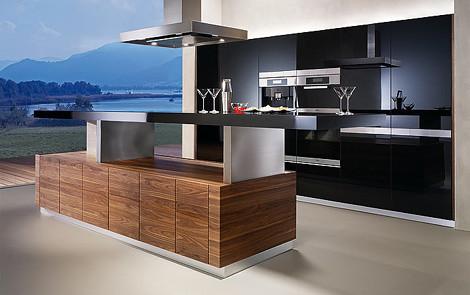 Modern kitchen design idea kitchen design best kitchen for Modern kitchen designs 2009