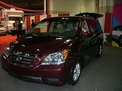 Fort Worth Auto Show 2008