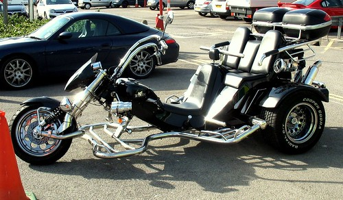Wow! What a bike (Trike!)