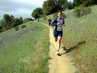 Skyline ridge half marathon-13