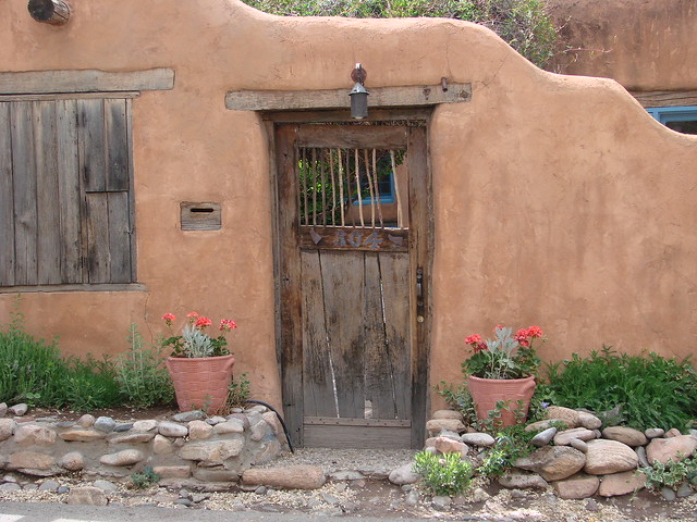 411 & Southwestern Doors Gates and Entries - a gallery on Flickr