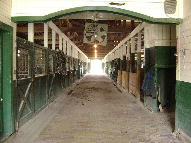 Fort Robinson Stable