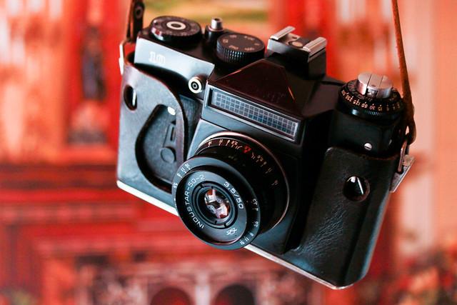 USSR old camera