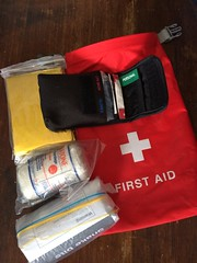 Trail Running First Aid Kit