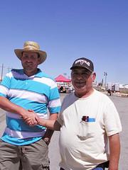 Kevin Martz & Johnny Hernandez-4/9/10