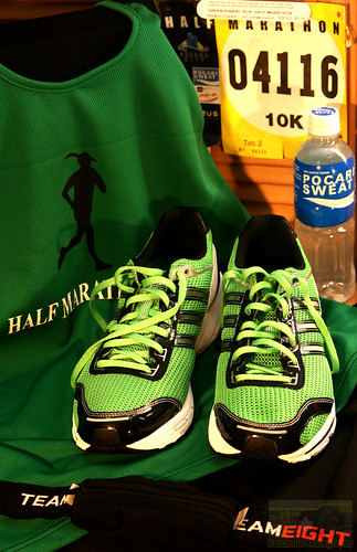 Greentennial Half Marathon