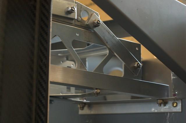 Intercom and Garmin 430 Trays