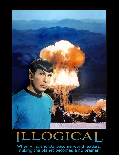 Demotivational: Illogical | More of my Creative Common ...