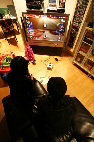 sister vs sister   mario kart showdown     MG 8239