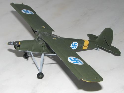 """FIESELER FI-156 A1 """"STORCH"""" (ST-112)"""