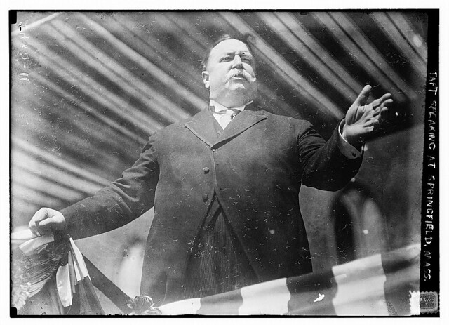 Taft Speaking