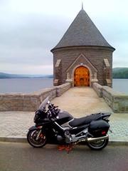 At the Saville Dam