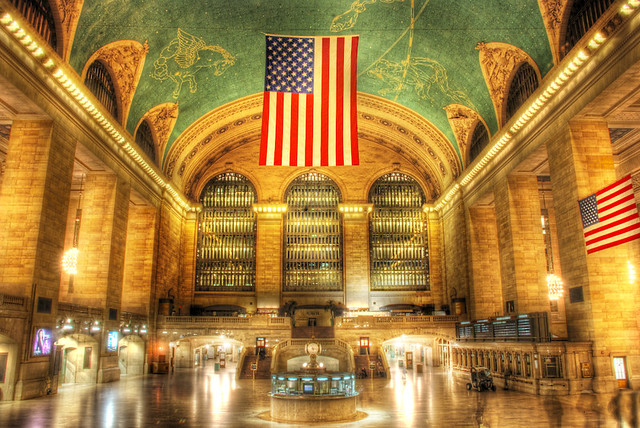 Grand Central Station in New York City: revised