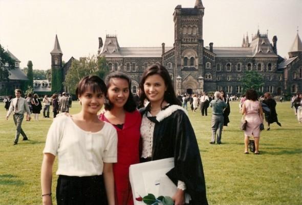 University of Toronto graduation