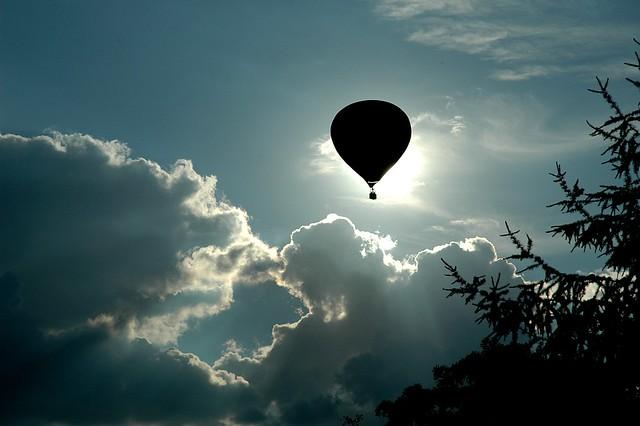 ballooning...