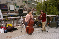 Kobe Street Jazz Musicians: April 1,  2007
