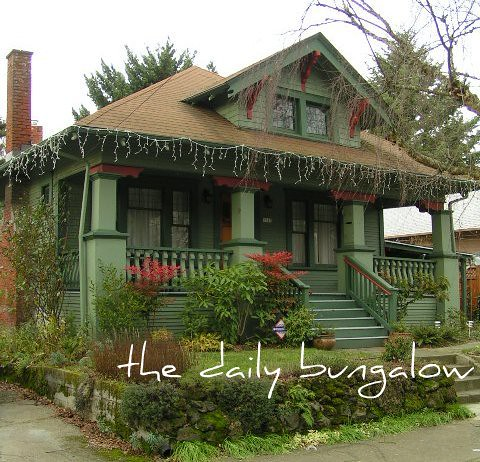 Bungalow Se Portland Hawthorne Neighborhood Flickr