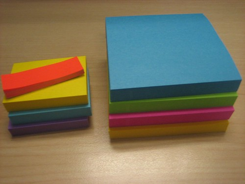 work colorful 100views postits postitnotes project365 365days project366