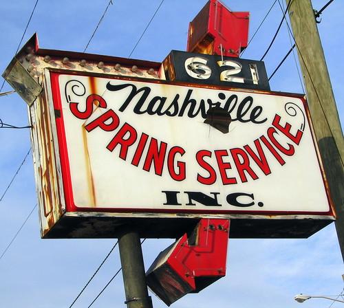Nashville Spring Service #1