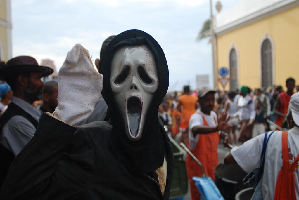 Carnaval de Mindelo - Cap-Vert - Hello de Mindelo