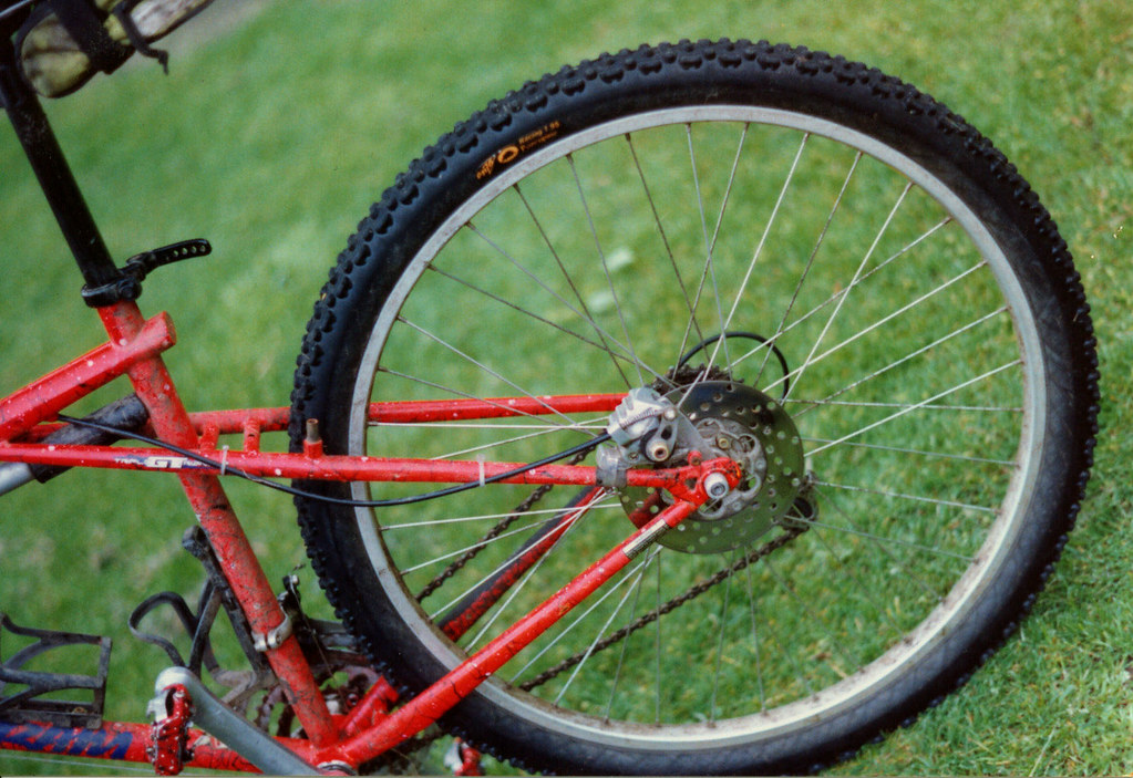 Early Disc Brakes