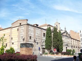Monasterio de las Descalzas City Center 근처 의 이미지. monasteriosdelasdescalzasreales conventofthebarefootnuns barefootnuns