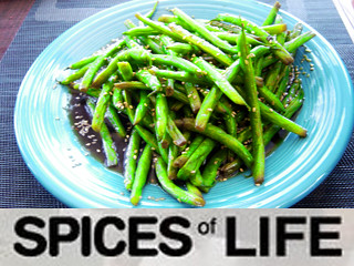 "Quick Bite: Toasted Sesame Green Beans | See the ""Quick… 