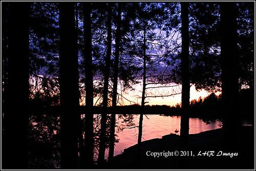 trees sunset lake nature water minnesota landscape twilight dusk peaceful calm boundarywaters bwcaw boundarywaterscanoeareawilderness chadlake