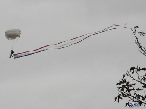 Take a parachute