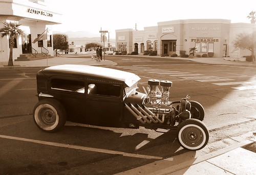 Culture Shok Rat Rod II