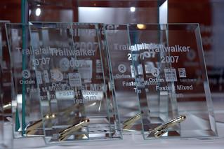 Trailwalker 2007 Celebration Evening