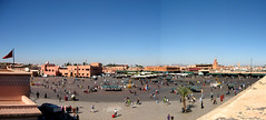 Place Jemâa el Fna, Marrakech