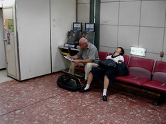 Airlines, airports, crews, lounges and planes