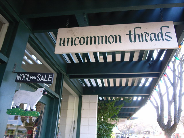 Uncommon Threads in Los Altos