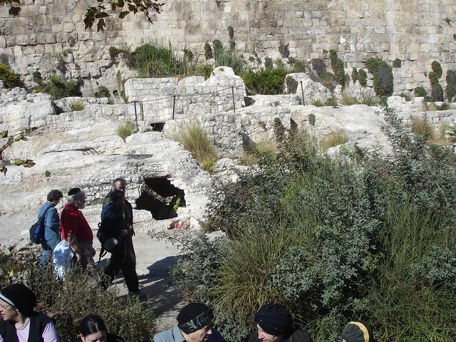 The Jerusalem  Archeological Park