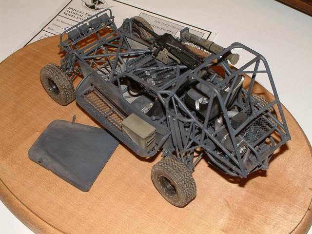 US ARMY Chenowth 'dune buggy' (FAV LSV DPV) 'Special Forces' (scale model)