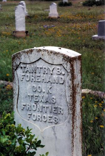 history cemetery graveyard memorial texas military americanwest militaryhistory forehand colemancounty usmilitaryhistory whon deadmantalking texasfrontierforces texasfrontierservices