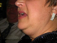 hand(0.0), finger(0.0), human body(0.0), nose(1.0), glasses(1.0), chin(1.0), face(1.0), lip(1.0), head(1.0), ear(1.0), cheek(1.0), close-up(1.0), mouth(1.0), body piercing(1.0), eye(1.0), organ(1.0),