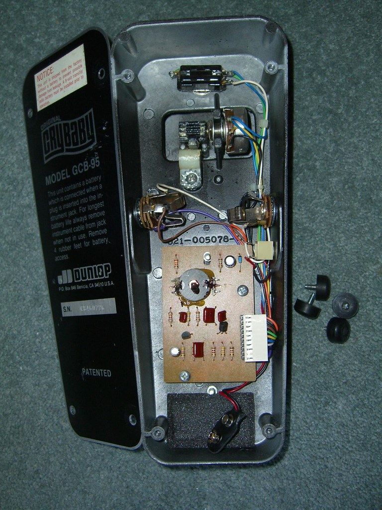 Crybaby Gcb 95 Not Working My Les Paul Forum
