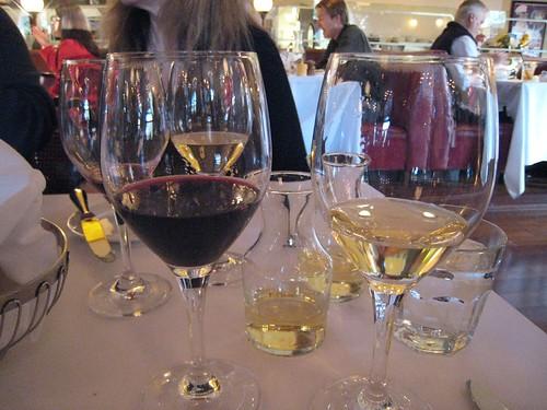 wine, wine glasses, red wine, white wine, r… IMG_2369