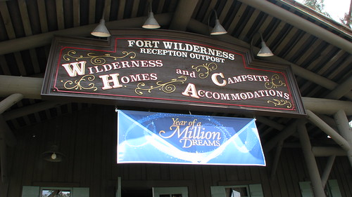 Fort Wilderness Reception Outpost
