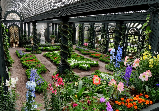 French Garden at Duke Farms | Flickr - Photo Sharing!
