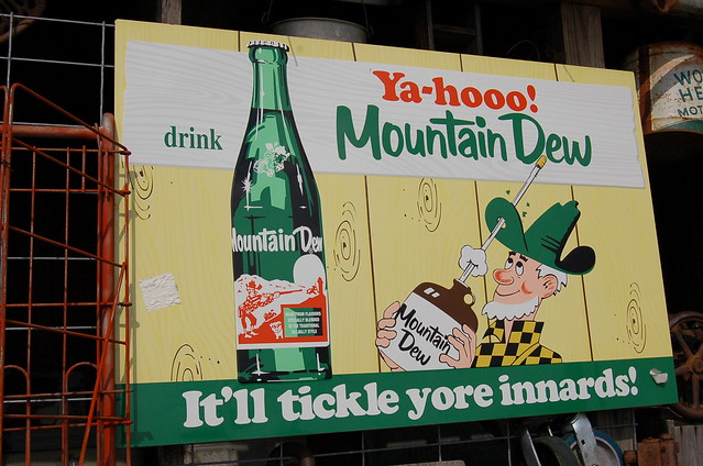 Before Mountain Dew was EXTREME!