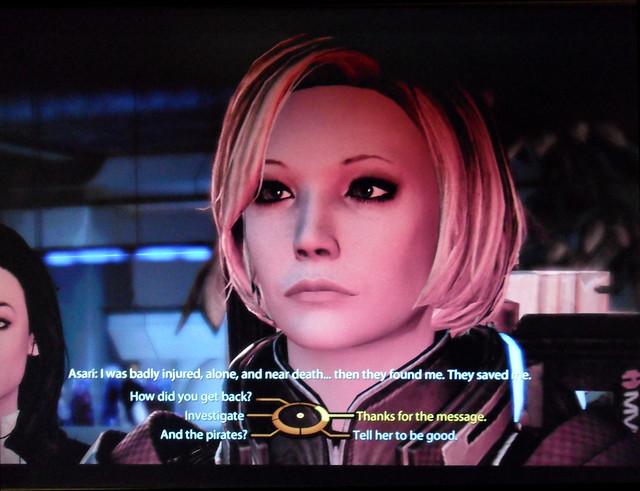 Mass Effect 2: Shepard #1