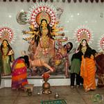 Inside a Hindu Temple on Holi - Old Dhaka, Bangladesh
