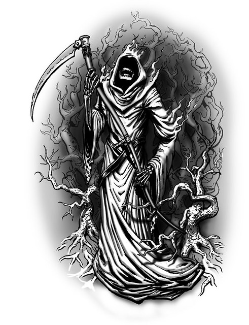 Grim_Reaper_Tattoo_by_BenChaney